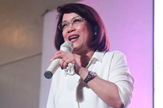 Palace to Sereno: Good luck as a private citizen