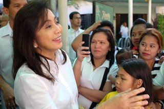 In campaign against disinformation, Robredo admits 'may pagkukulang ako'