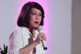 Sereno welcome as Senate bet, says LP president