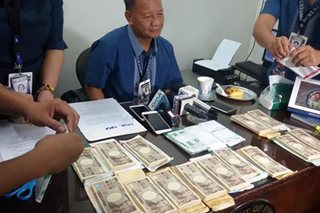 Japanese national na may dalang higit sa P9-M cash sa airport, hinarang