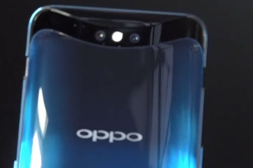 Oppo unveils flagship 'Find X' phone with sliding camera