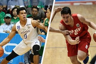 Best of UAAP, NCAA to be honored at varsity basketball awards
