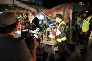 Mga tambay 'hindi target' ng police operations: NCRPO
