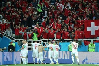FIFA World Cup: Swiss coach unimpressed with celebrations in win over Serbia