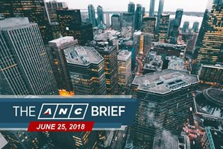 The ANC Brief: June 25, 2018