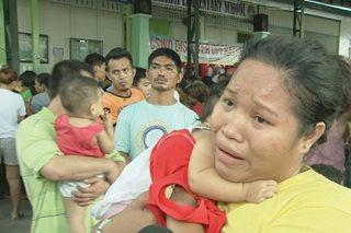 400 pamilyang nasunugan sa Bacoor, Cavite nananawagan ng tulong