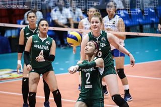 Retooled Smart, Sta. Lucia battle in PSL Invitationals