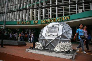 10 Immigration officers suspended over alleged extortion