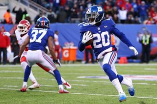 Body found at Giants CB Jenkins' home; police investigating homicide