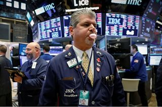Global stock market rebound attempt fizzles out