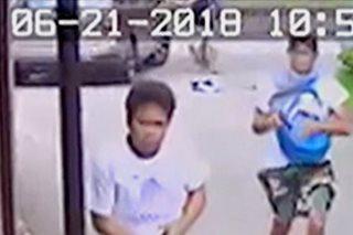 SAPUL SA CCTV: Abogado, guwardiya sa subdivision, pinagbabaril