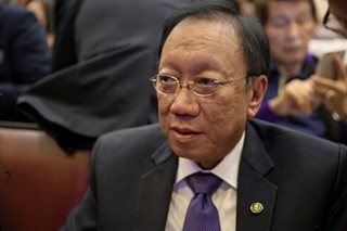 Calida denies meddling in 'advising' NTC to issue closure order vs ABS-CBN