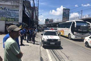 Enforcer kritikal nang mabundol ng armored vehicle sa EDSA