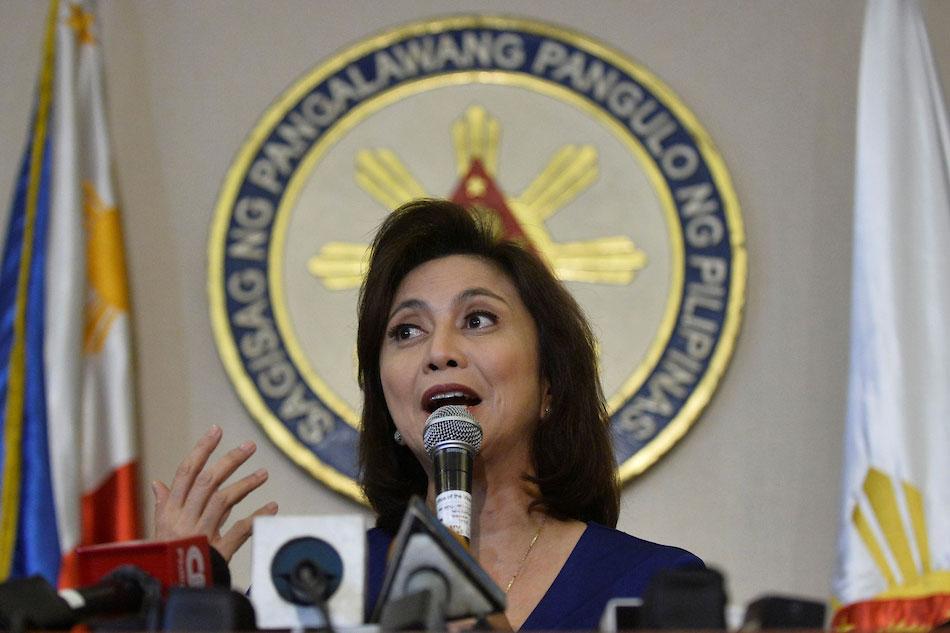 COA flags delayed liquidation of OVP cash advances; Robredo's office says amounts 'fully liquidated' 1