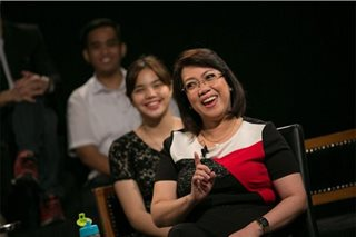 Robredo: Sereno a 'big addition' to LP's Senate slate