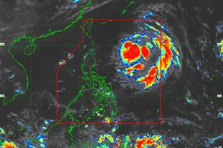New tropical depression to enhance 'habagat' rains: PAGASA