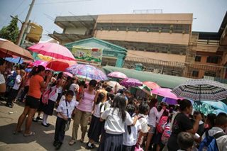 Drug test on Grade 4 pupils has 'very serious' human rights implications - DepEd chief