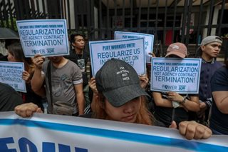 Lawmakers want probe into contractualization at PLDT