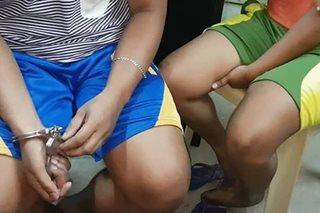 Magkasintahang sangkot sa child pornography timbog sa Iligan City