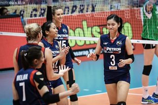 Petron looks to add to Foton's woes in PSL debut