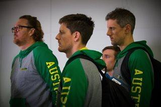 Boomers back in Australia