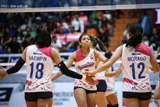 Top seeds Creamline, PayMaya look to force do-or-die games in PVL