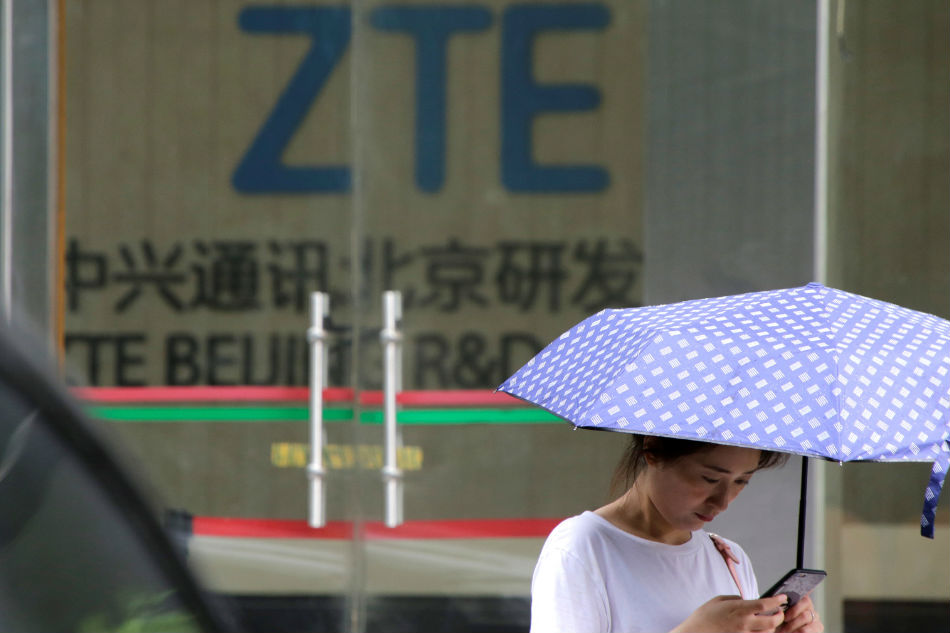 ZTE allowed to resume business as United States temporarily lifts ban