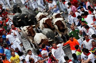 Pamplona bull run festival overshadowed by sex abuse case