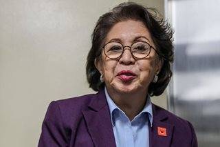 DFA to help ex-Ombudsman Carpio Morales on HK travel ban- Palace