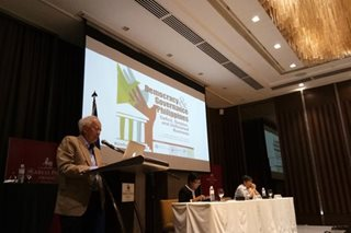 Charter change may lead to authoritarianism, Monsod warns