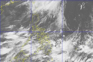 Storm spotted off east coast - PAGASA
