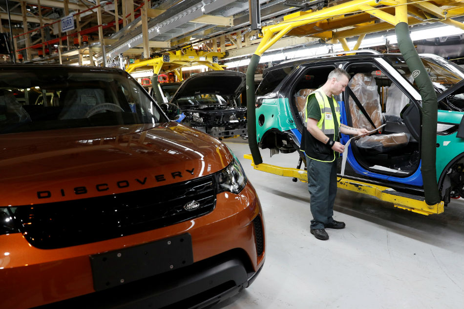 Jaguar Land Rover Says 40,000 Jobs At Risk From Bad Brexit Deal