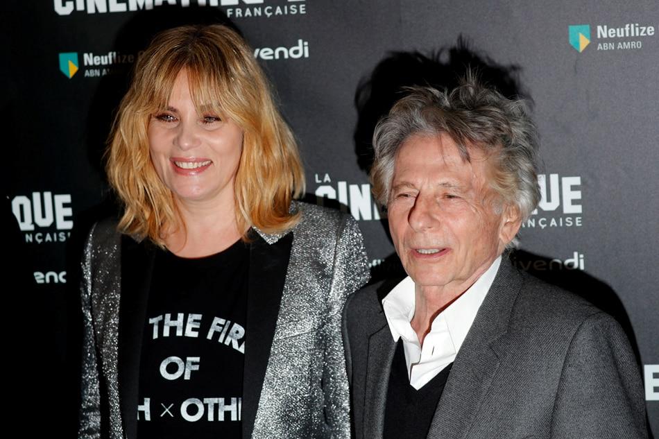 Roman Polanski's wife, Emmanuelle Seigner, snubs academy 'hypocrites'