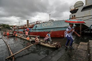 River transportation in Navotas