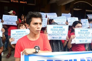 The wait for regularization