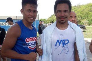 Pamilya ng boksingerong si Jhack Tepora, proud sa 'pasalubong' na kampeonato