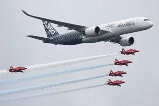 Airbus, Boeing to kickstart Farnborough jetliner order battle