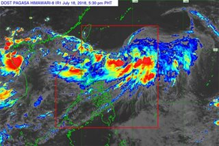 Inday slightly accelerates, to exit PAR Saturday