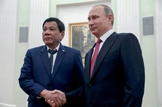 Palace scoffs at possible US sanctions over purchase of Russian arms