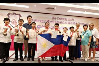 Victory after trial: Marawi siege survivor wins Hong Kong Math contest