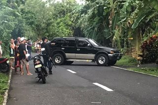 No drugs found in slain Albay radioman's vehicle, says PNP