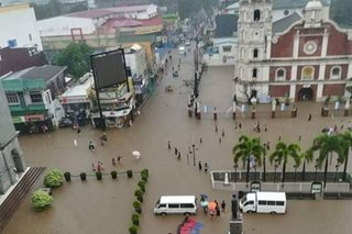 Balanga City under state of calamity due to rising floods