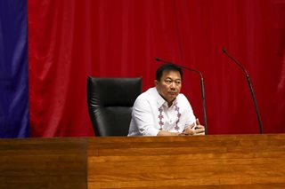 Alvarez stays as Speaker before SONA