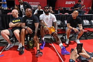 LeBron just what doctor ordered for lowly NBA Lakers