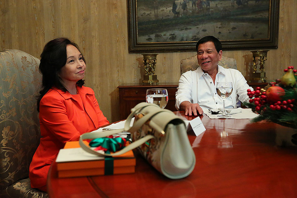 She S Back Is Speaker Arroyo Poised To Become Prime Minister Abs