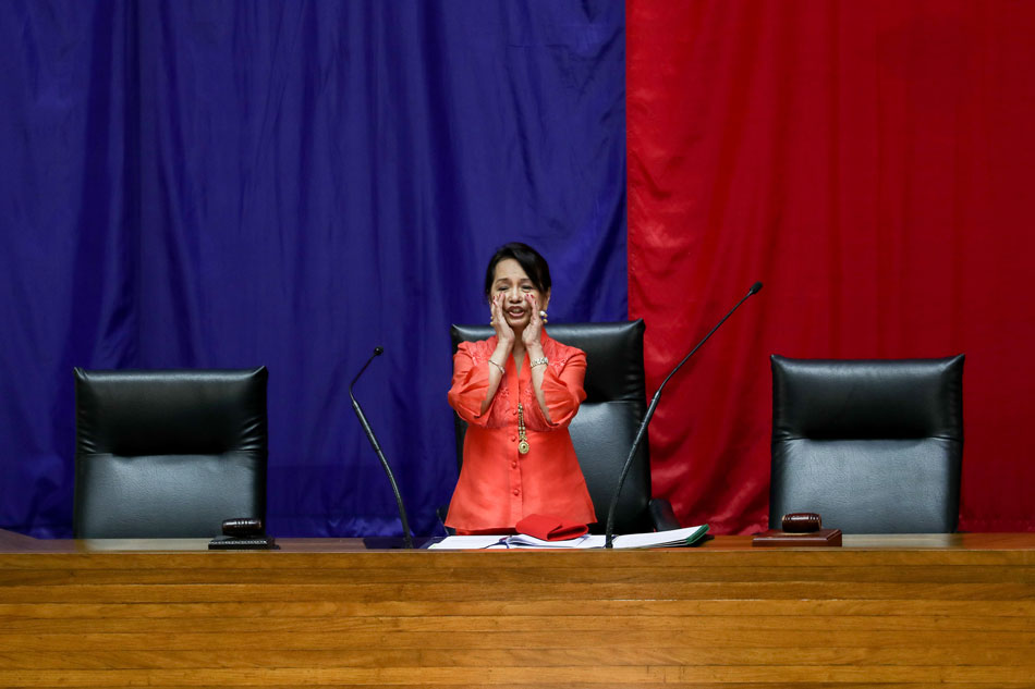Pampanga Rep. Arroyo unseats House Speaker Alvarez
