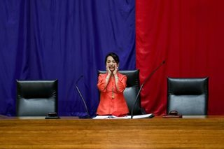 Arroyo reveals what she was saying during House coup