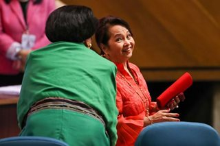 Arroyo to wait for Senate move on con-ass