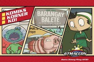 Barangay Balete: Wallet Size