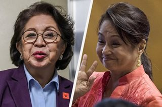 Gloria Arroyo cases were most challenging: Morales